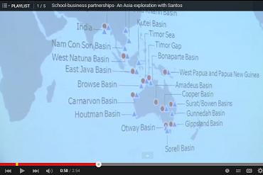 Asia exploration with Santos video screenshot
