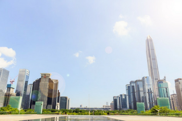 china urban growth