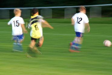football-children-play