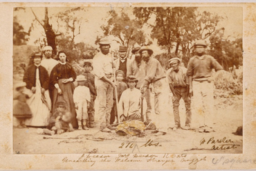 gold rush family