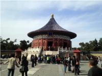Temple of Heaven located in Beijing, China