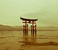 The Torii located in Japan