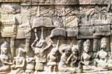 Angkor Wat bas-relief carvings