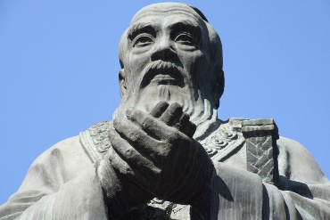 Statue of Confucius