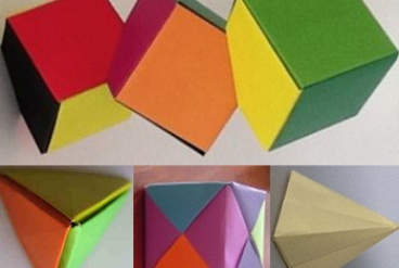 Different sorts of prisms