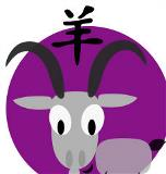 Goat zodiac sign