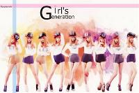 The members of Girls' Generation