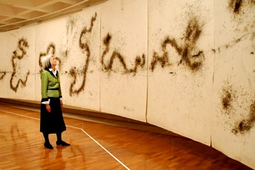Alison Carole explores a museum
