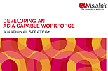 Developing an Asia Capable Workforce document cover