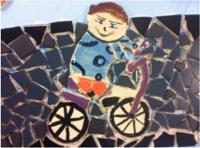 Elsternwick_PS_VIC_artwork_kid_in_bike