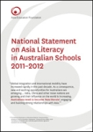 AEF National Statement 2011