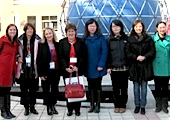 Internationalising education China programme