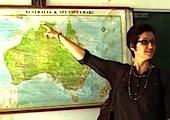 Teacher immersiaon in Indonesia