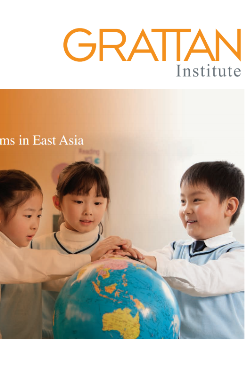 Catching up: Learning from the best school systems in East Asia